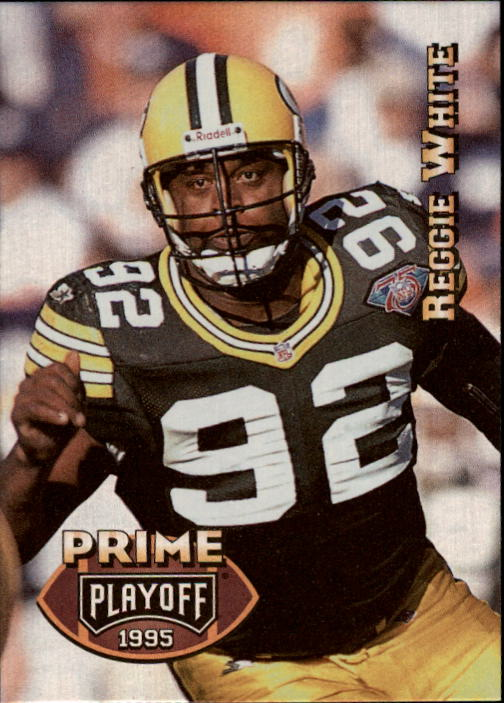 1995 Playoff Prime #2 Reggie White
