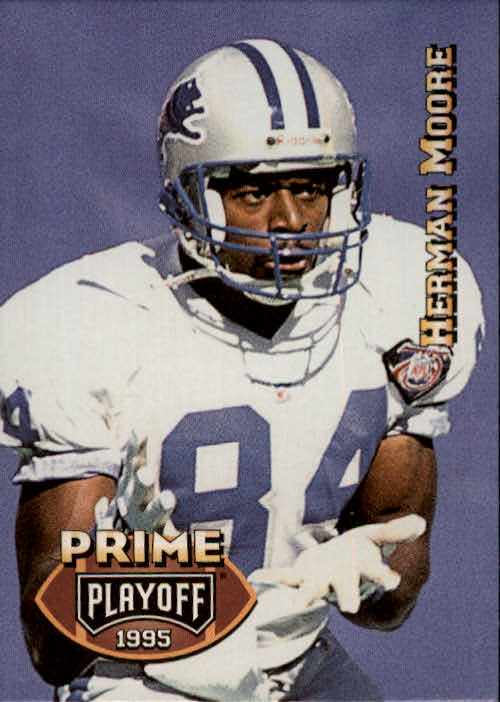 1995 Playoff Prime #31 Herman Moore