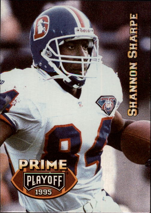 1995 Playoff Prime #32 Shannon Sharpe