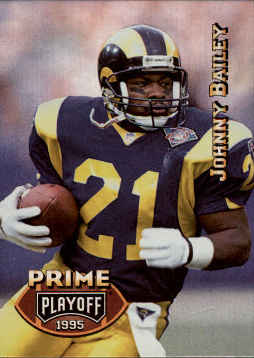 1995 Playoff Prime #39 Johnny Bailey