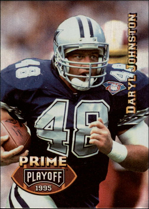 1995 Playoff Prime #71 Daryl Johnston
