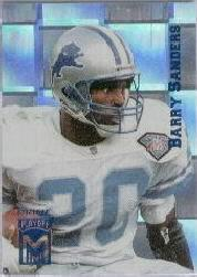 1995 Playoff Prime Minis #20 Barry Sanders