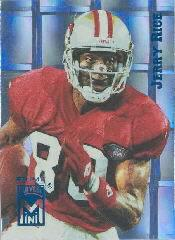 1995 Playoff Prime Minis #100 Jerry Rice