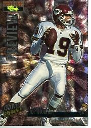 1995 Pro Line GameBreakers Previews #GP3 Joe Montana
