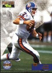 1995 Pro Line Grand Gainers #G18 John Elway