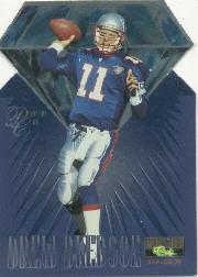 1995 Pro Line Pro Bowl #PB19 Drew Bledsoe