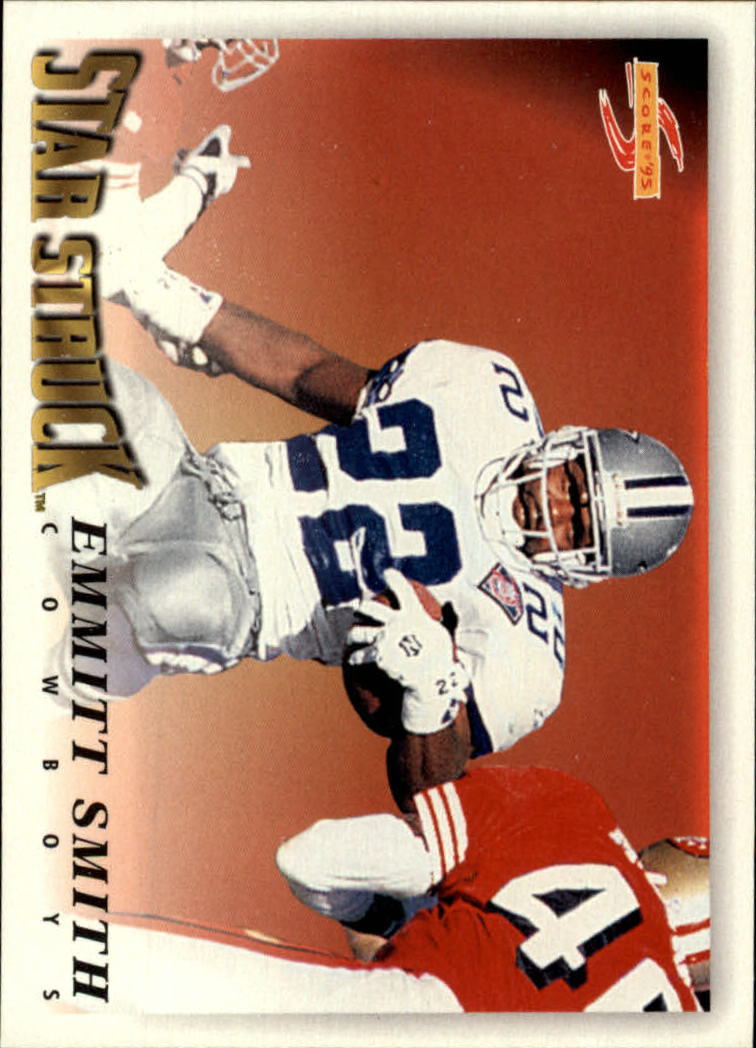 1995 Score #206 Emmitt Smith SS