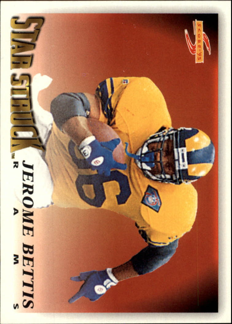 1995 Score #216 Jerome Bettis SS