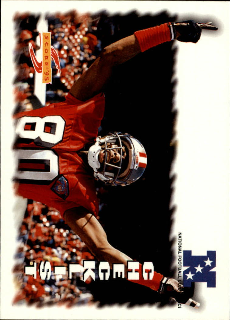 1995 Score #237 Jerry Rice CL