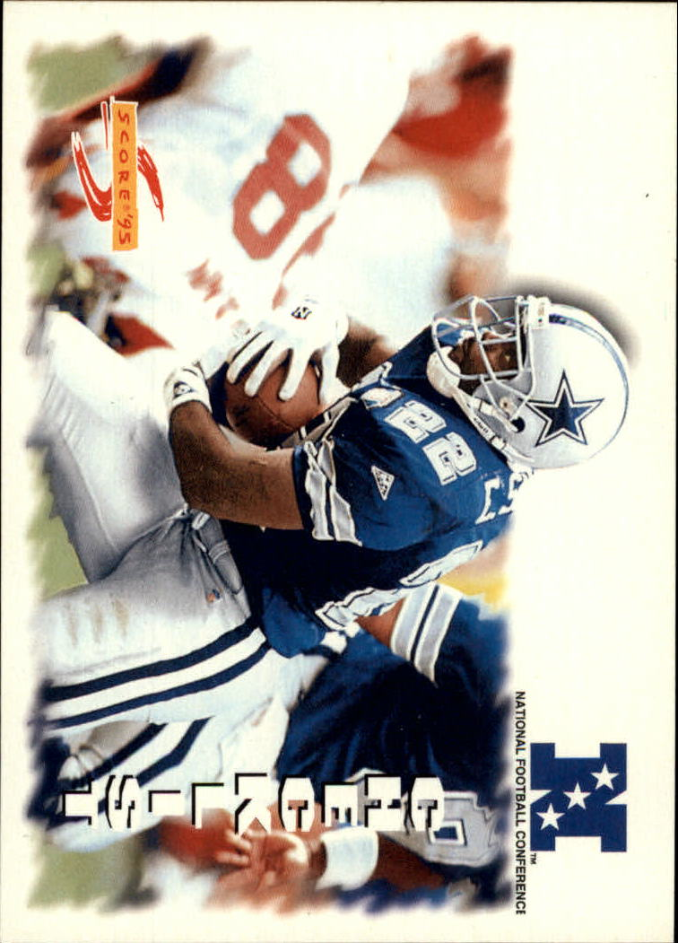 1995 Score #238 Emmitt Smith CL