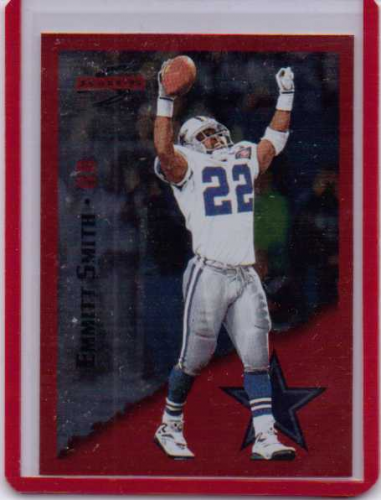 1995 Score Red Siege #10 Emmitt Smith