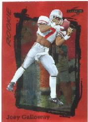 1995 Score Red Siege #269 Joey Galloway