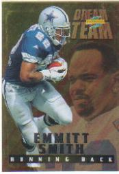 1995 Score Dream Team #DT5 Emmitt Smith