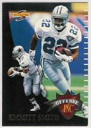 1995 Score Offense Inc. #2 Emmitt Smith
