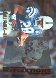 1995 Score Reflextions #RF5 E.Smith/M.Faulk