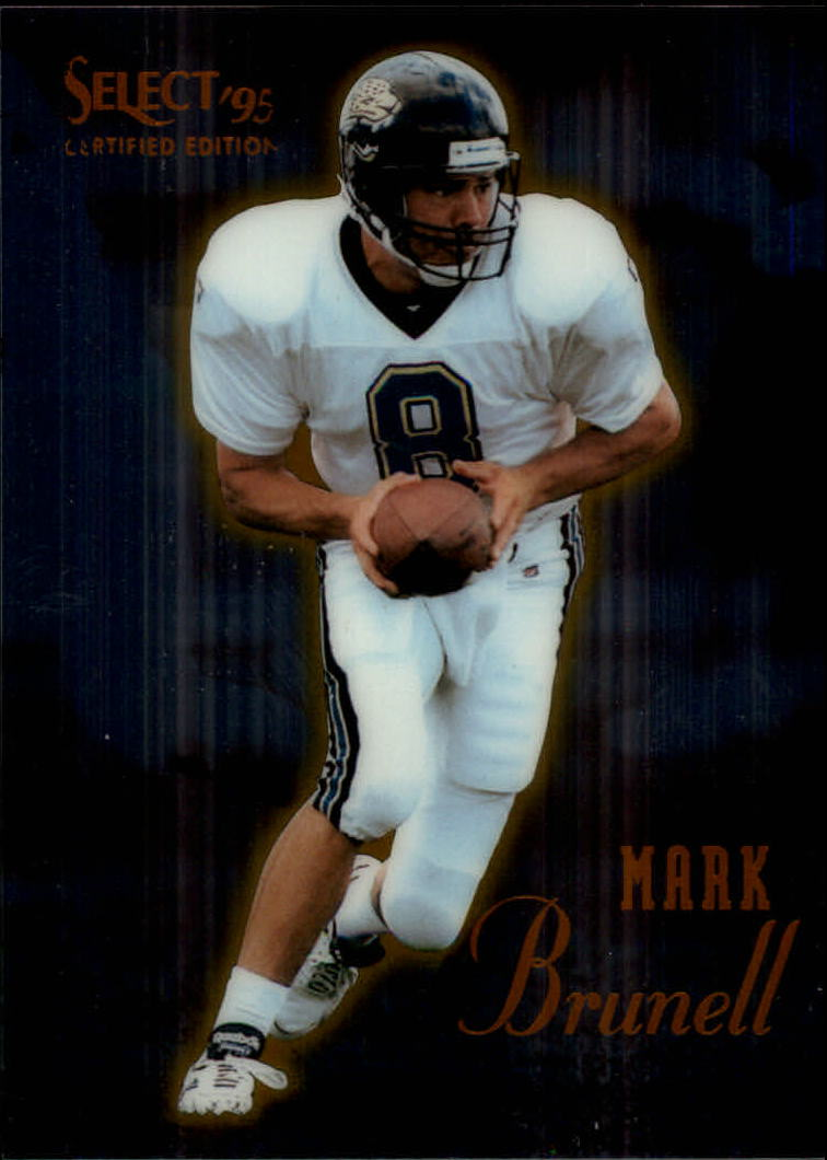 1995 Select Certified #65 Mark Brunell