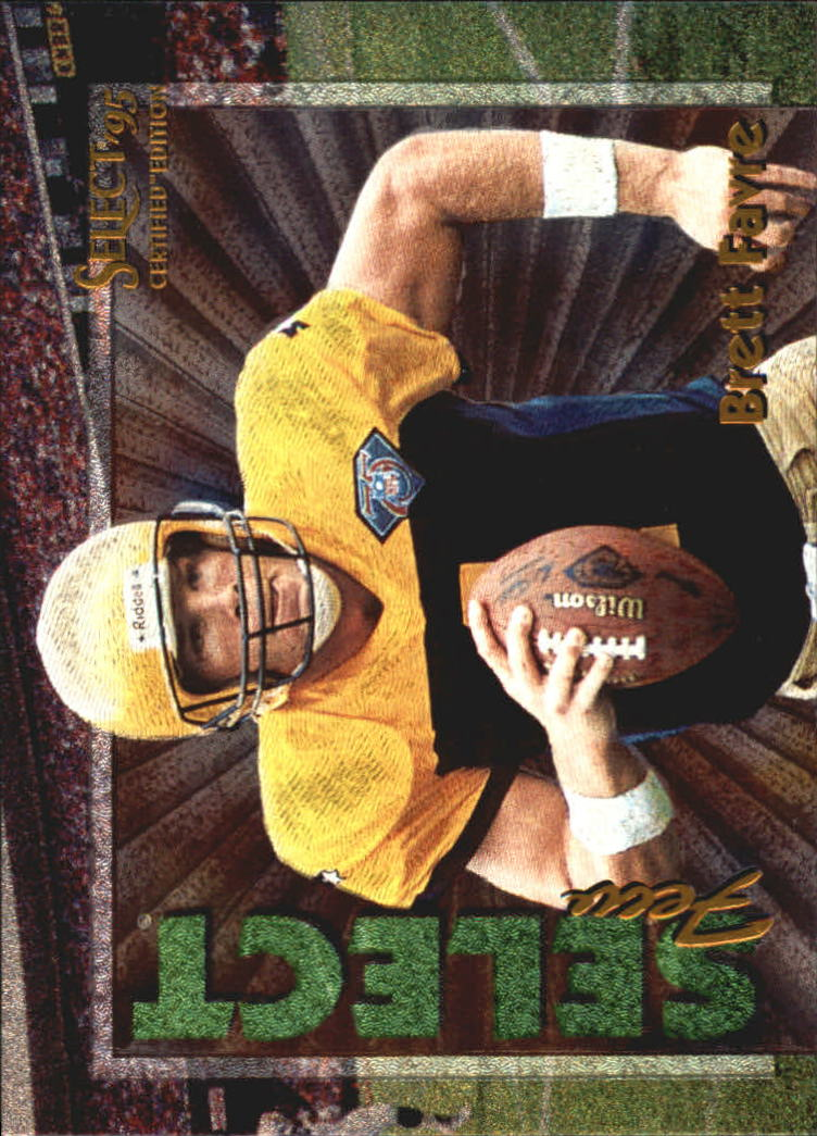 1995 Select Certified Select Few #6 Brett Favre