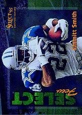 1995 Select Certified Select Few 1028 #2 Emmitt Smith
