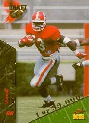 1995 Signature Rookies #21 Terrell Davis