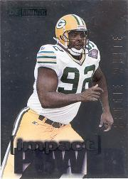 1995 SkyBox Impact Power #IP2 Reggie White
