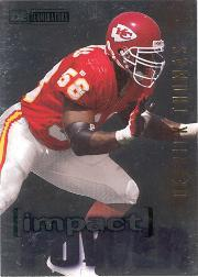 1995 SkyBox Impact Power #IP6 Derrick Thomas