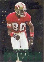 1995 SkyBox Impact Power #IP11 Jerry Rice