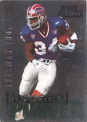 1995 SkyBox Impact Power #IP20 Thurman Thomas