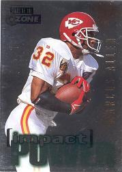 1995 SkyBox Impact Power #IP21 Marcus Allen