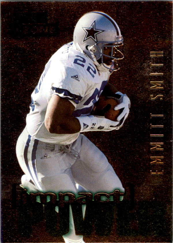 1995 SkyBox Impact Power #IP23 Emmitt Smith