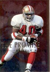 1995 SkyBox Premium Promise #P5 William Floyd