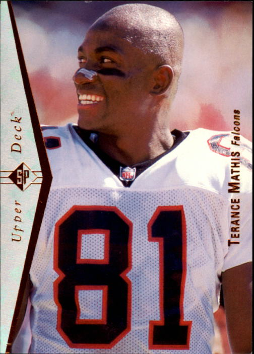 1995 SP #22 Terance Mathis