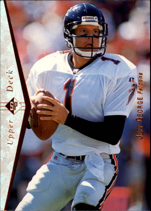1995 SP #26 Jeff George