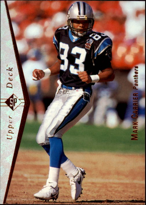 1995 SP #27 Mark Carrier WR