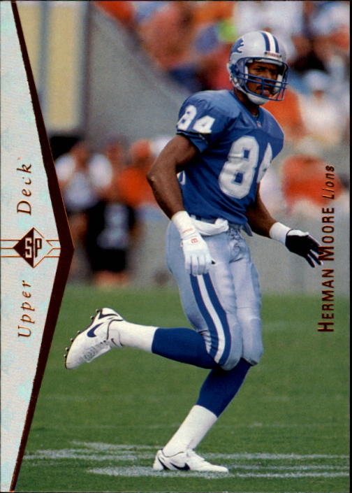1995 SP #45 Herman Moore