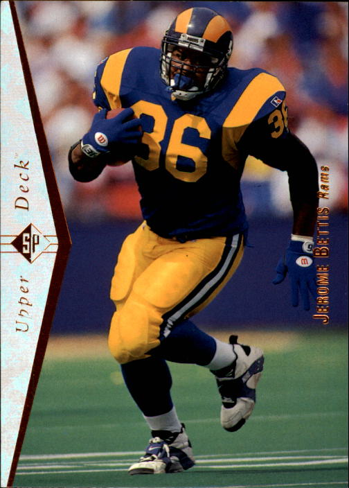 1995 SP #62 Jerome Bettis
