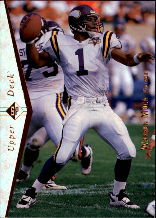 1995 SP #68 Warren Moon