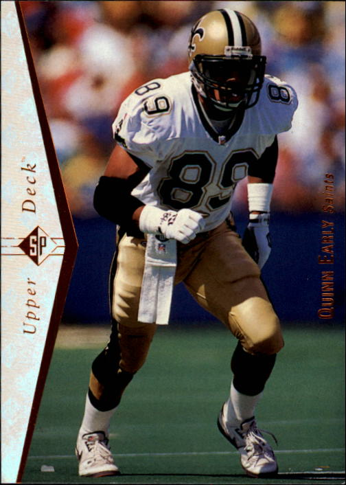1995 SP #72 Quinn Early