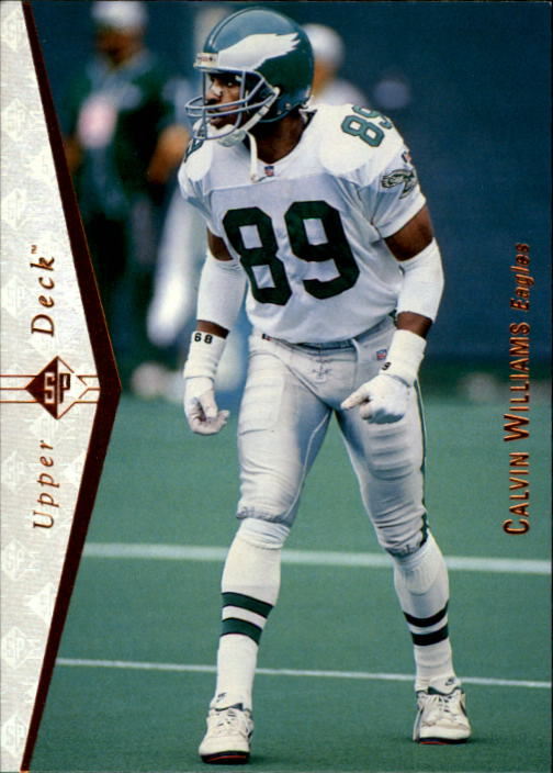 1995 SP #82 Calvin Williams