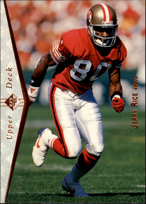 1995 SP #93 Jerry Rice
