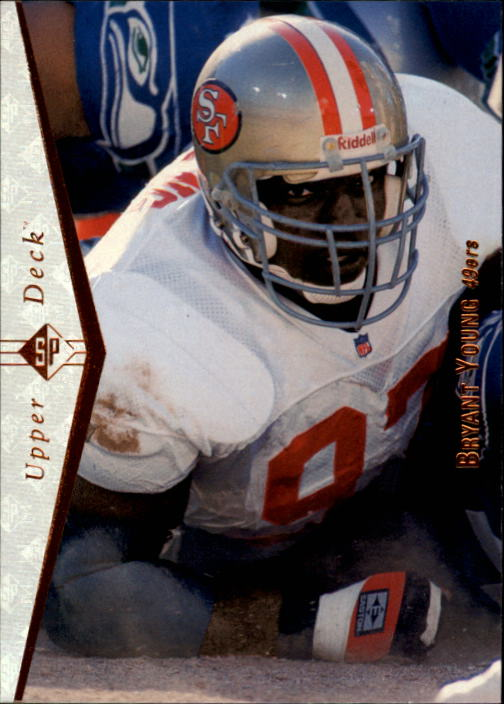 1995 SP #94 Bryant Young