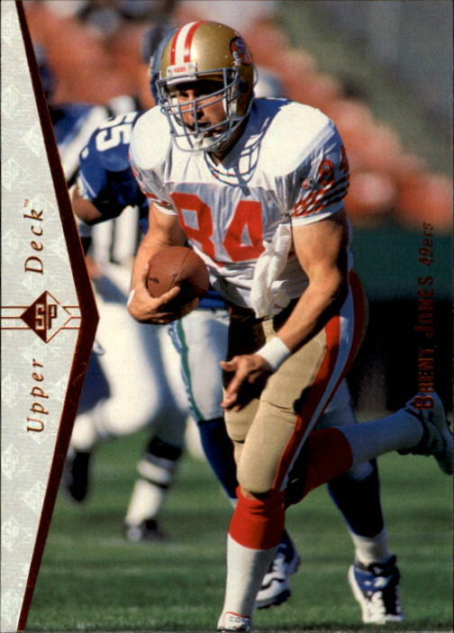 1995 SP #95 Brent Jones