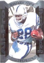 1995 SP All-Pros #1 Marshall Faulk