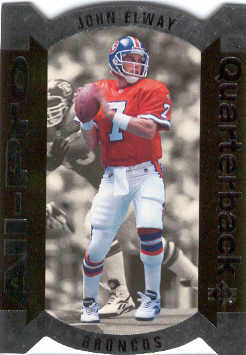 1995 SP All-Pros #7 John Elway