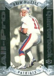 1995 SP All-Pros #11 Drew Bledsoe