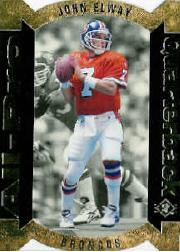1995 SP All-Pros Gold #7 John Elway