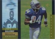 1995 SP Holoviews #20 Joey Galloway