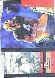 1995 SP Holoviews Die Cuts #36 Brett Favre