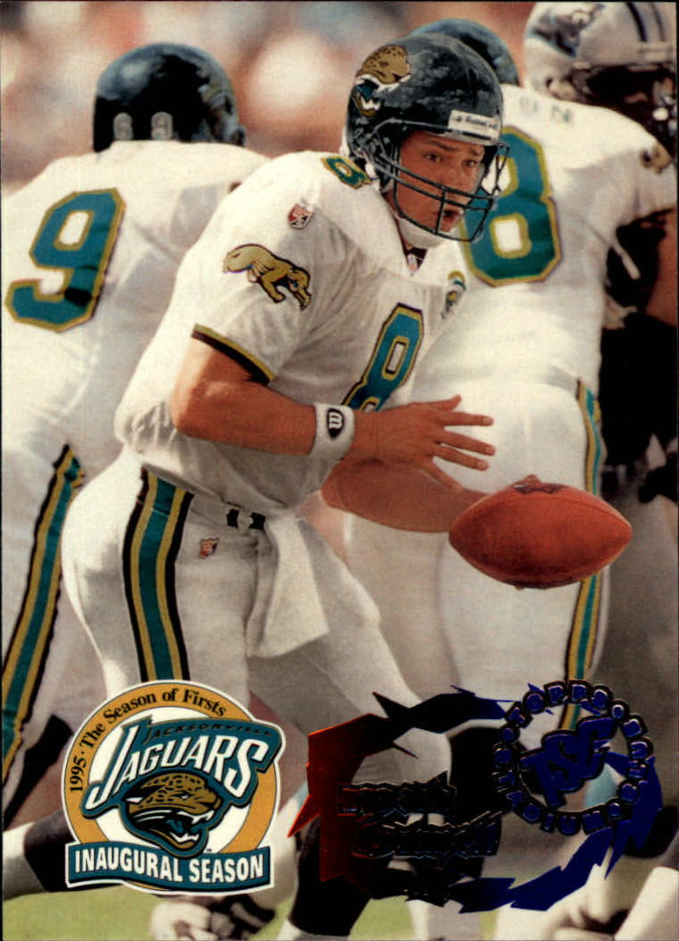 1995 Stadium Club #424 Mark Brunell ET SP