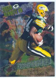 1995 Stadium Club Ground Attack #G2 Brett Favre/Edgar Bennett
