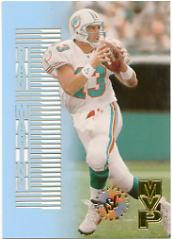 1995 Stadium Club MVPs #MVP6 Dan Marino